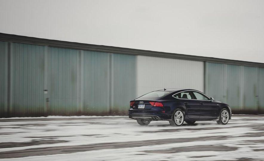 2013 Audi S7 Quattro - Slide 64