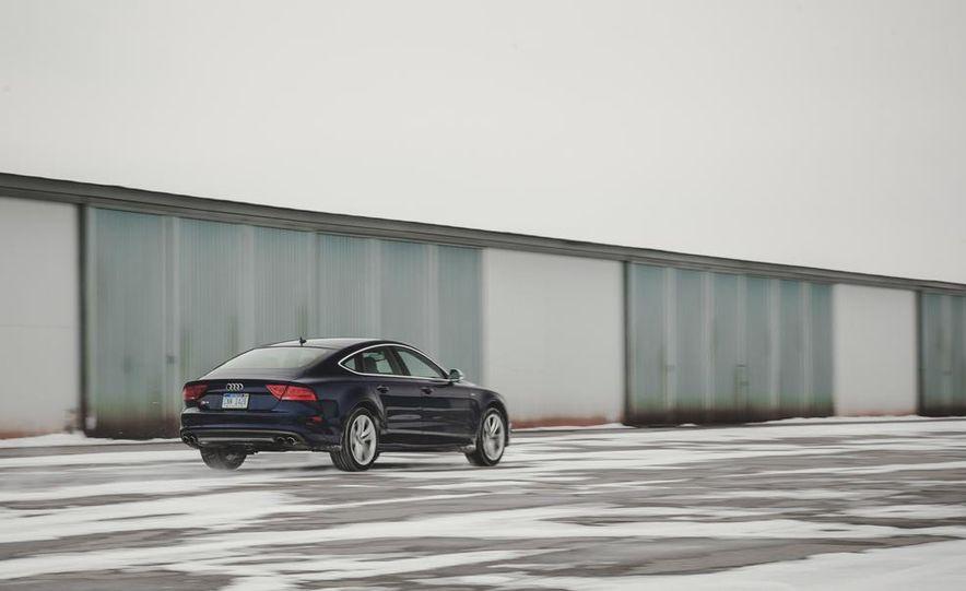 2013 Audi S7 Quattro - Slide 65