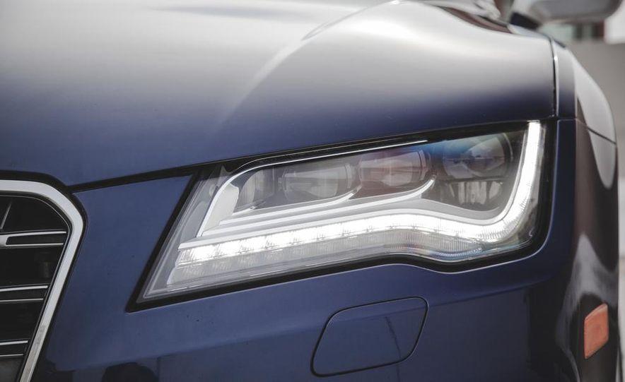 2013 Audi S7 Quattro - Slide 71