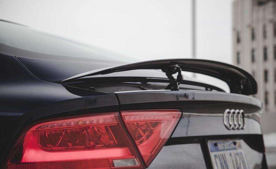 2013 Audi S7 Quattro - Slide 75