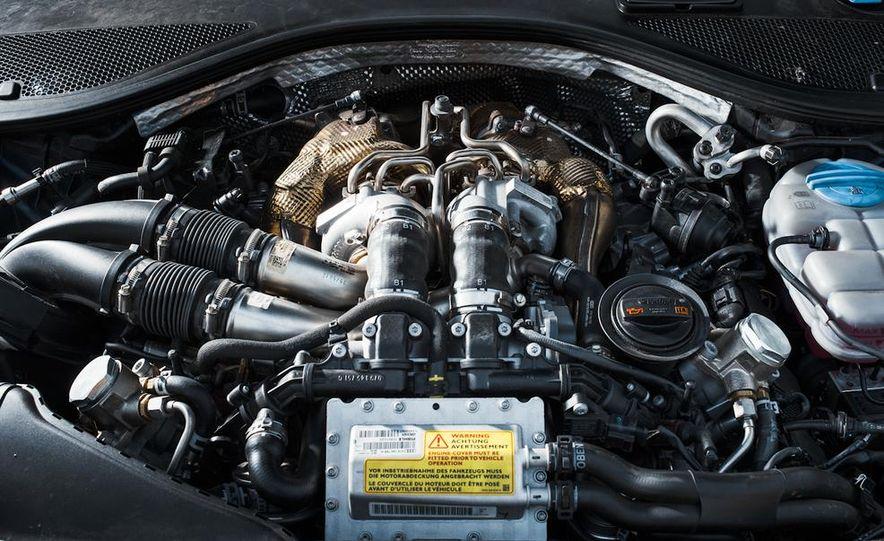 2013 Audi S7 Quattro - Slide 36