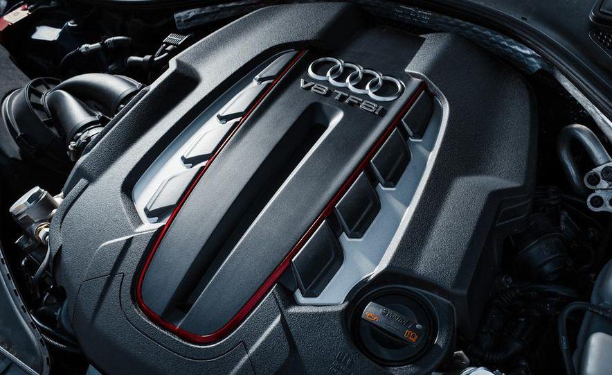2013 Audi S7 Quattro - Slide 37