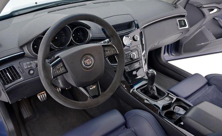 2016 Cadillac CTS-V (spy photo) - Slide 44