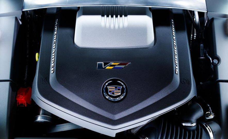 2016 Cadillac CTS-V (spy photo) - Slide 53
