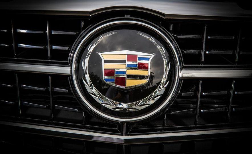 2016 Cadillac CTS-V (spy photo) - Slide 28
