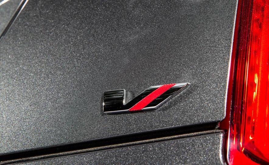 2016 Cadillac CTS-V (spy photo) - Slide 30