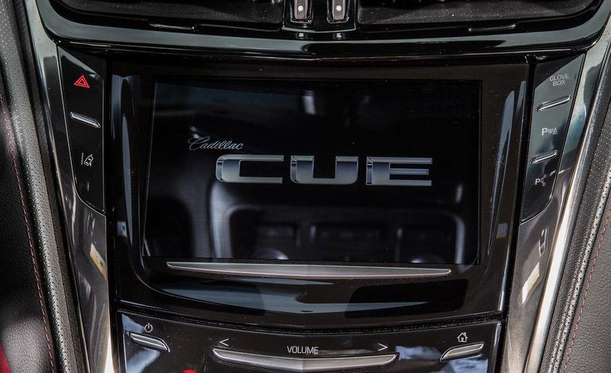 2016 Cadillac CTS-V (spy photo) - Slide 37
