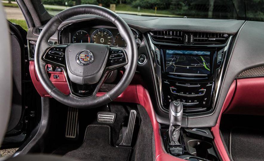 2016 Cadillac CTS-V (spy photo) - Slide 31