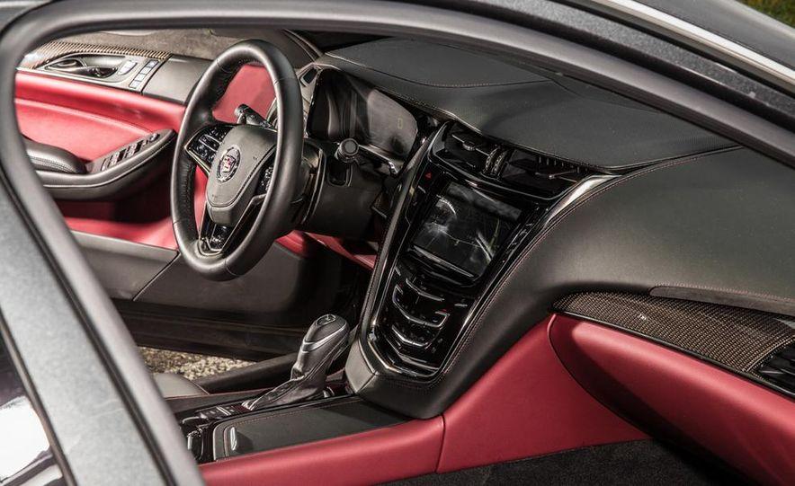 2016 Cadillac CTS-V (spy photo) - Slide 32