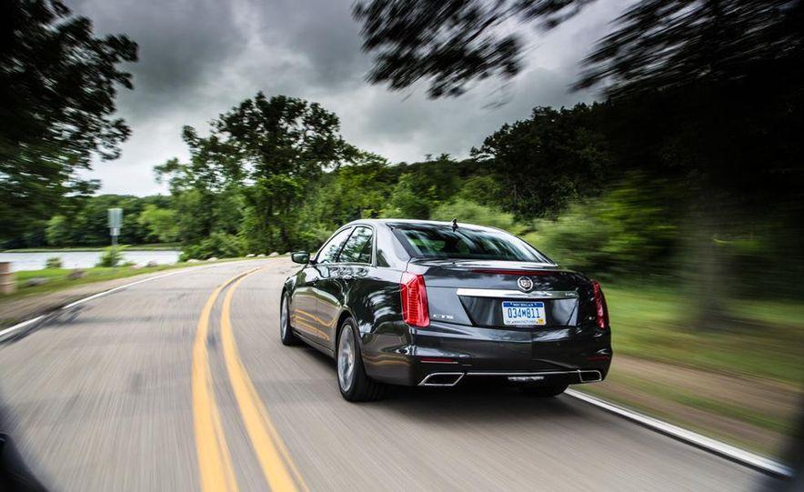 2016 Cadillac CTS-V (spy photo) - Slide 19