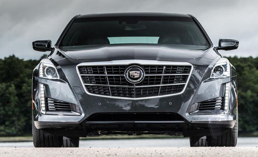 2016 Cadillac CTS-V (spy photo) - Slide 23