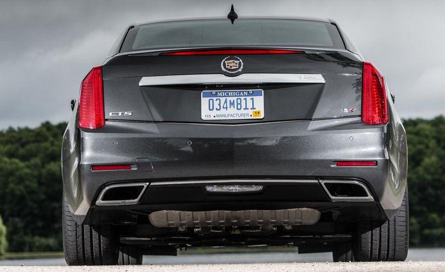 2016 Cadillac CTS-V (spy photo) - Slide 24
