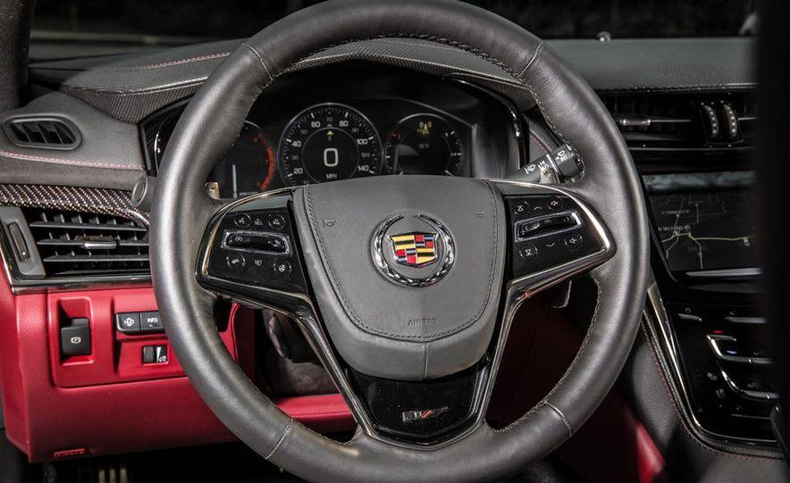 2016 Cadillac CTS-V (spy photo) - Slide 33