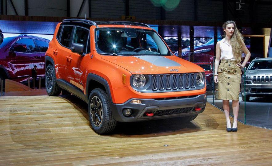 2015 Jeep Renegade Trailhawk - Slide 1