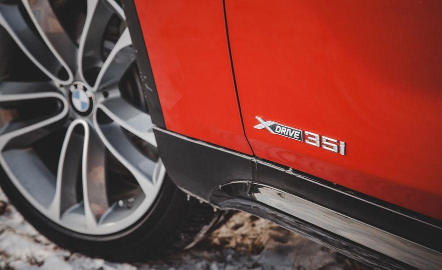 2014 BMW X1 xDrive35i - Slide 22