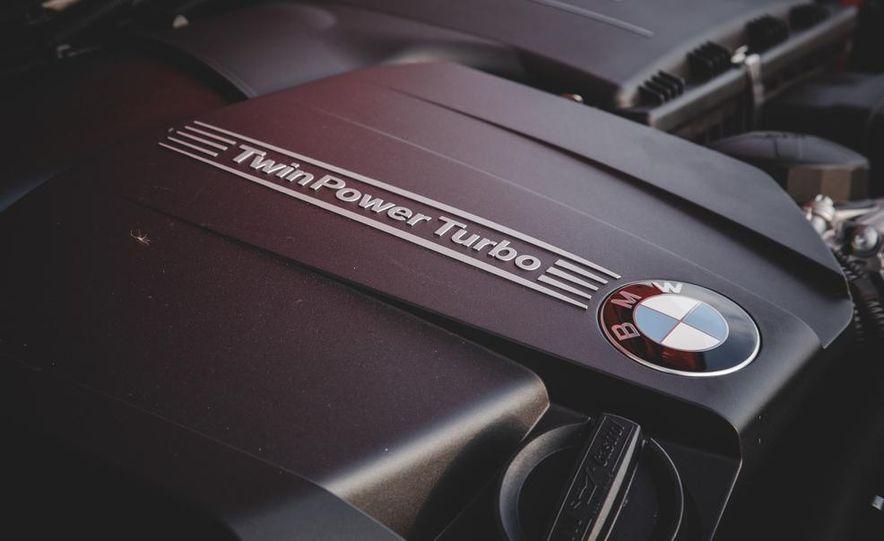 2014 BMW X1 xDrive35i - Slide 56