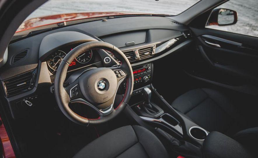 2014 BMW X1 xDrive35i - Slide 28