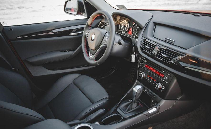 2014 BMW X1 xDrive35i - Slide 31