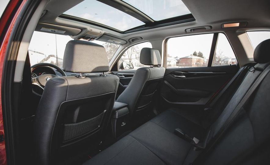 2014 BMW X1 xDrive35i - Slide 34