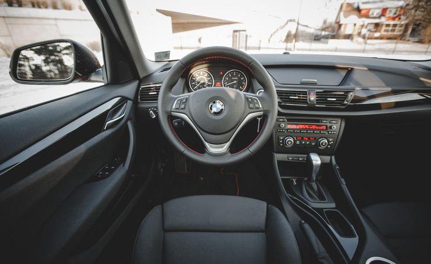 2014 BMW X1 xDrive35i - Slide 37