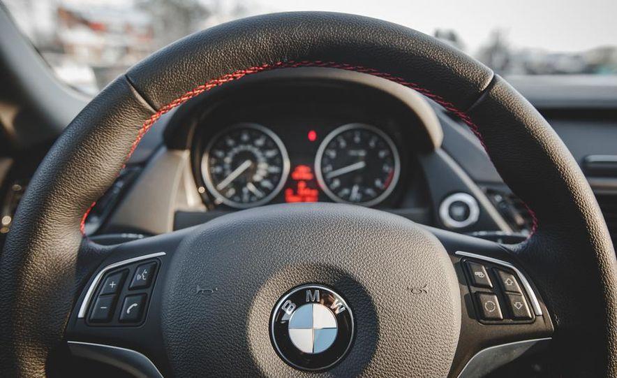 2014 BMW X1 xDrive35i - Slide 41
