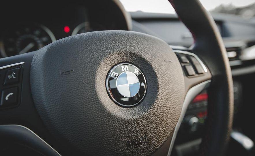 2014 BMW X1 xDrive35i - Slide 42