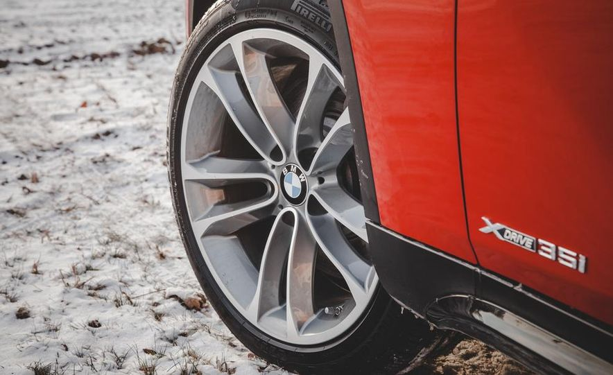 2014 BMW X1 xDrive35i - Slide 23