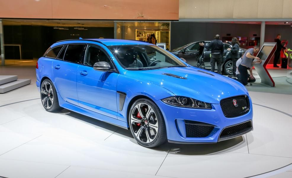 2015 Jaguar XFR S Sportbrake: Your Everyday 550 Hp, 186 Mph