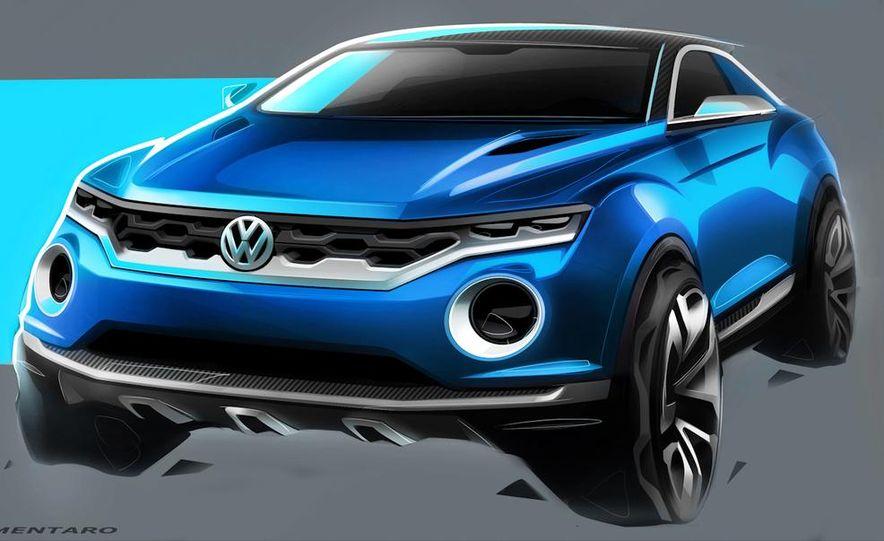 Volkswagen T-ROC concept - Slide 28