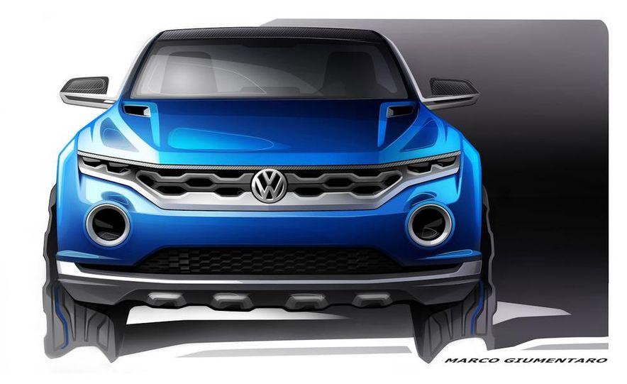 Volkswagen T-ROC concept - Slide 29