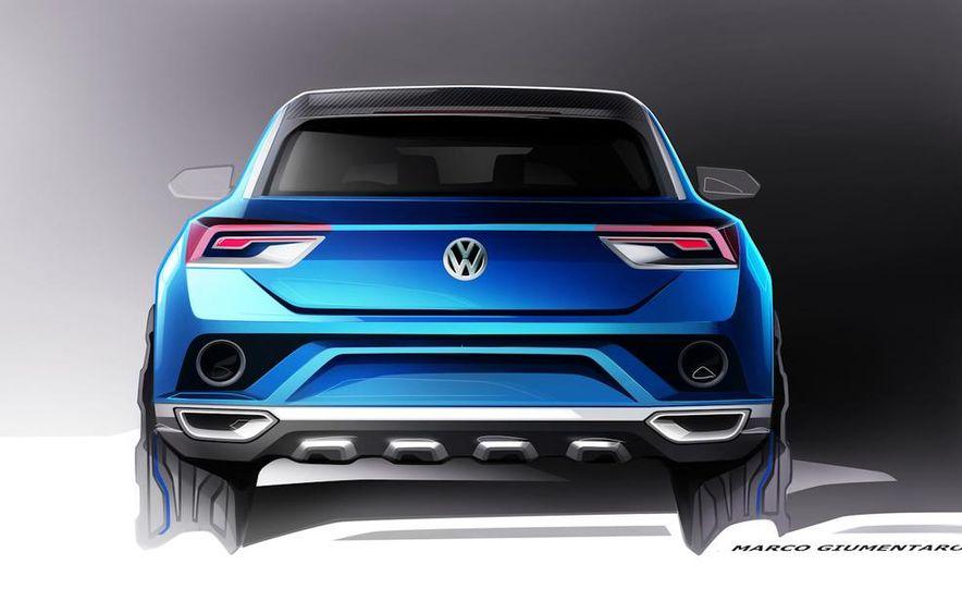 Volkswagen T-ROC concept - Slide 32