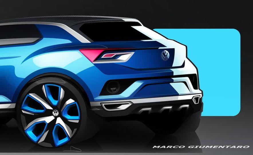 Volkswagen T-ROC concept - Slide 33
