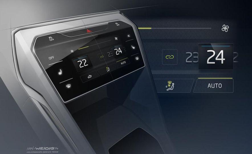 Volkswagen T-ROC concept - Slide 36