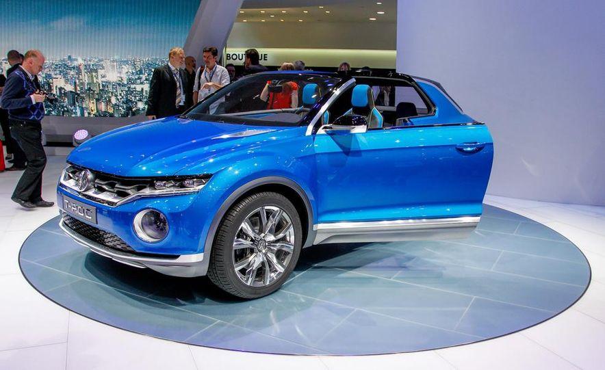 Volkswagen T-ROC concept - Slide 2