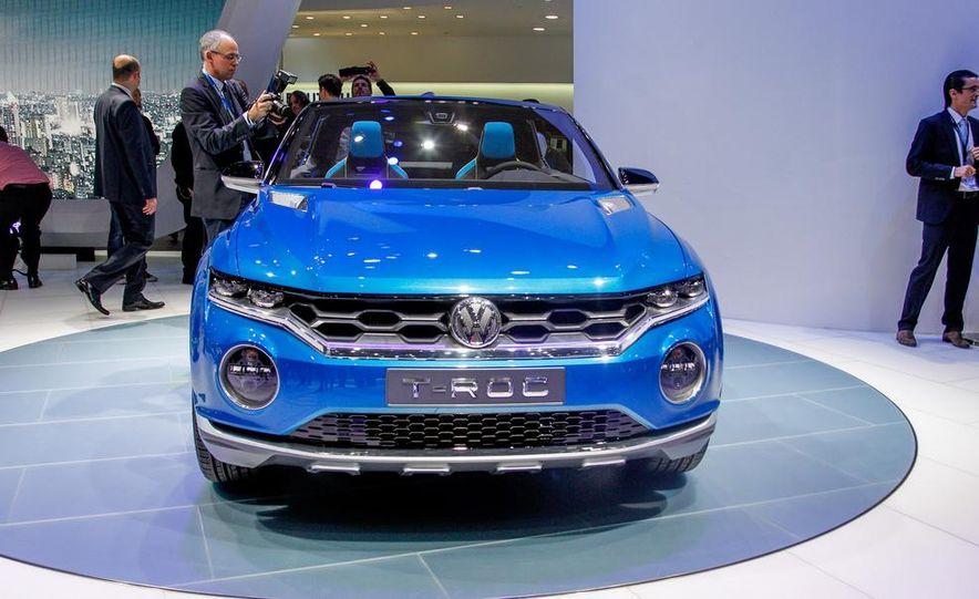 Volkswagen T-ROC concept - Slide 5