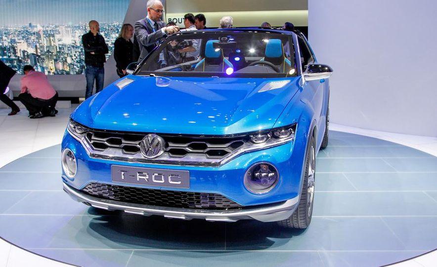Volkswagen T-ROC concept - Slide 6