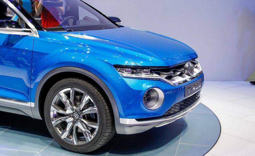 Volkswagen T-ROC concept - Slide 9