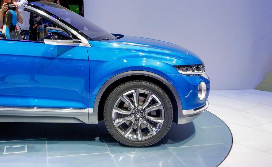 Volkswagen T-ROC concept - Slide 10