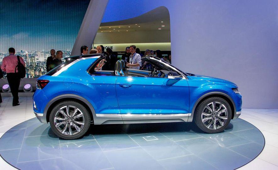 Volkswagen T-ROC concept - Slide 11