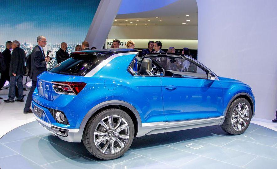 Volkswagen T-ROC concept - Slide 15