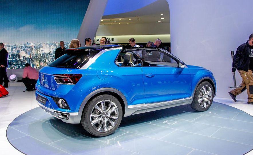 Volkswagen T-ROC concept - Slide 16