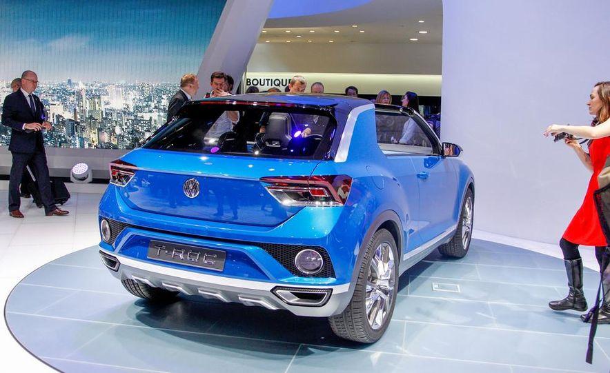 Volkswagen T-ROC concept - Slide 19