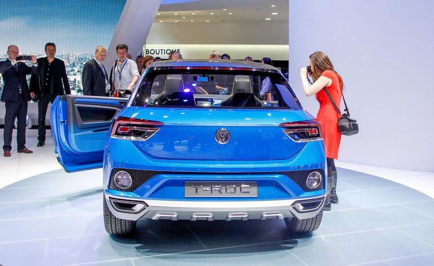 Volkswagen T-ROC concept - Slide 20