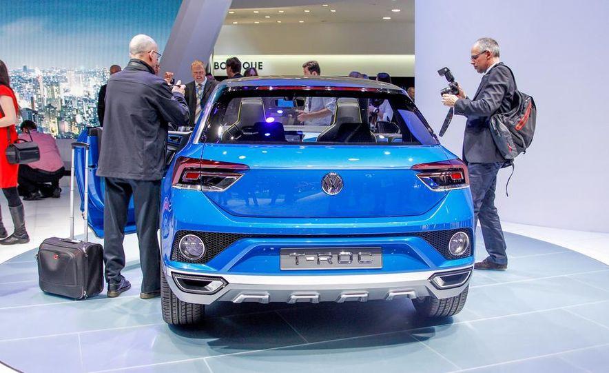 Volkswagen T-ROC concept - Slide 21