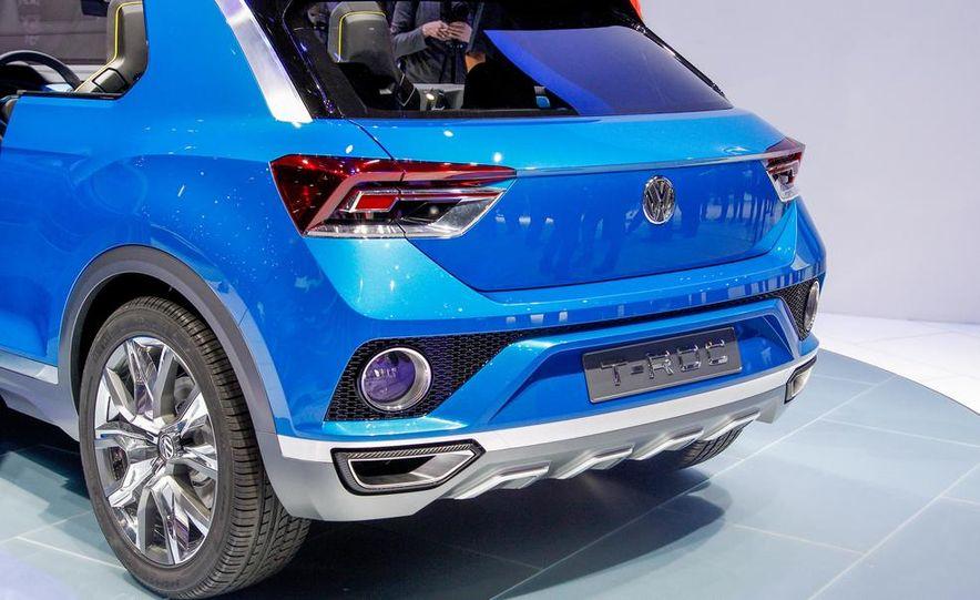 Volkswagen T-ROC concept - Slide 22