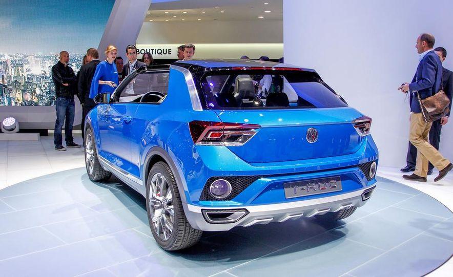 Volkswagen T-ROC concept - Slide 24