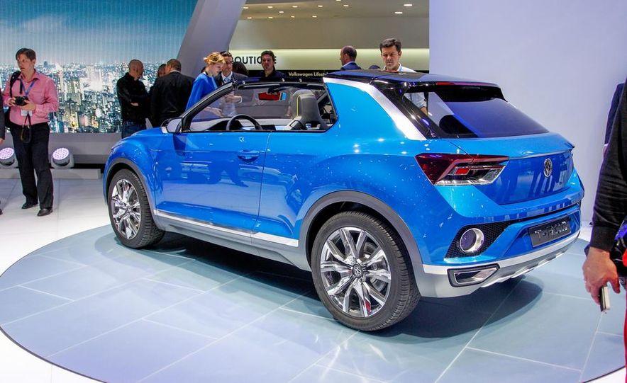 Volkswagen T-ROC concept - Slide 25
