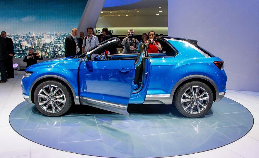 Volkswagen T-ROC concept - Slide 27