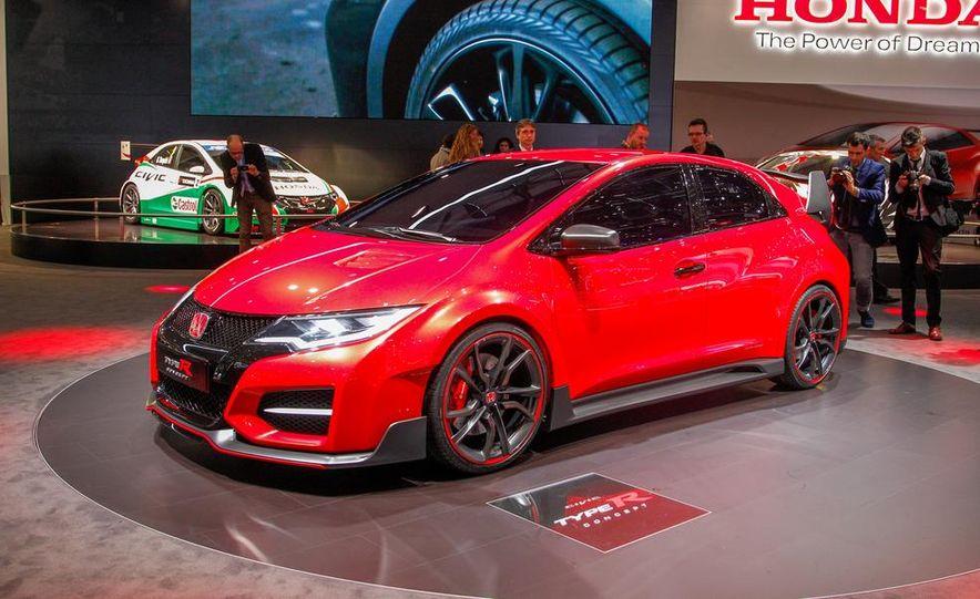 Honda Civic Type R concept - Slide 2