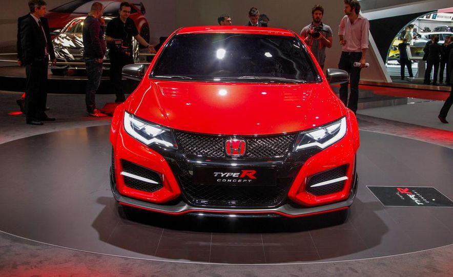 Honda Civic Type R concept - Slide 3